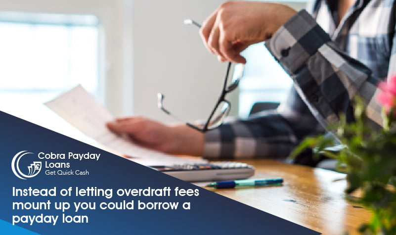 Instead of letting overdraft fees mount up