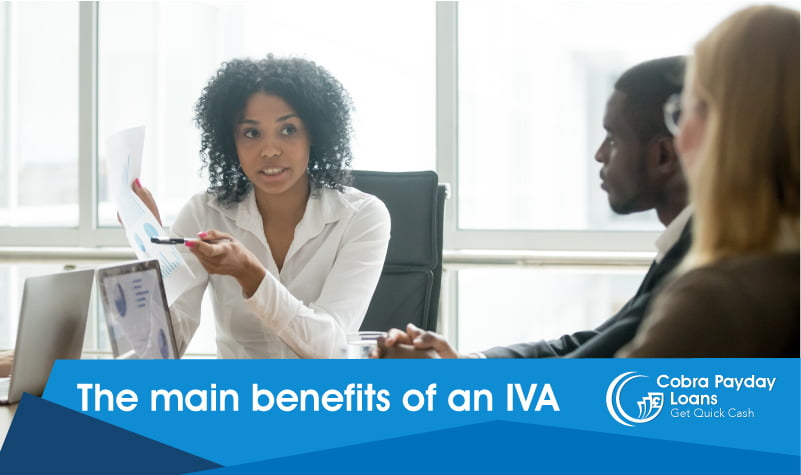 The main benefits of an IVA