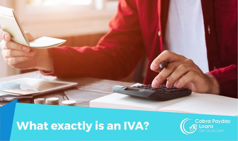 What exactly is an IVA