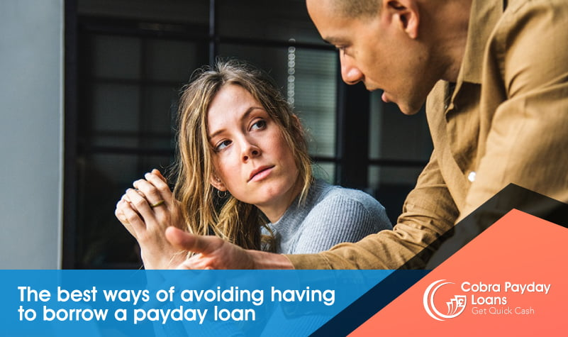 avoid payday loans