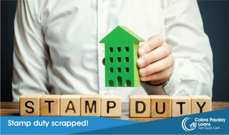 stamp duty scrapped