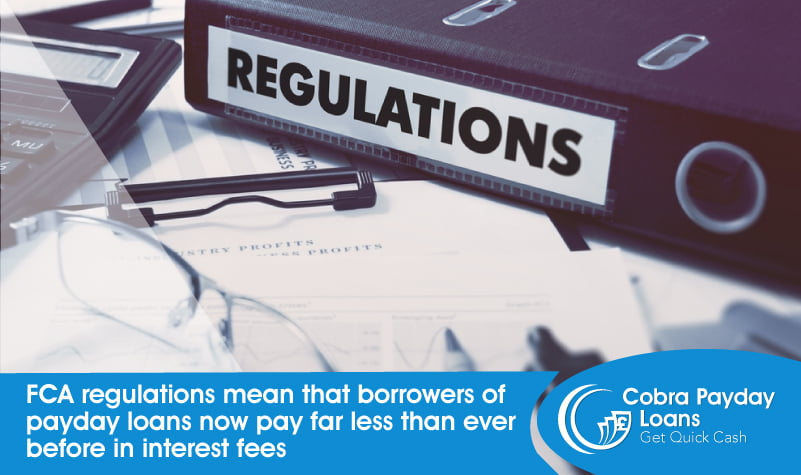 FCA regulations mean that borrowers