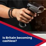 britain becoming cashless
