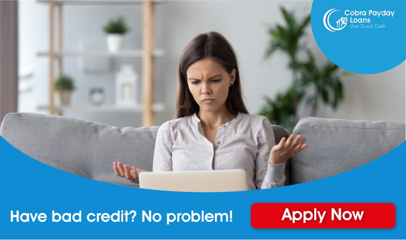 have bad credit? - no problem