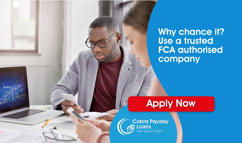 why chance it - use a trusted fca authorised company