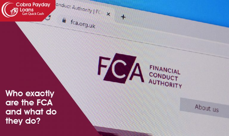 Who exactly are the FCA and what do they do