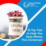 16 top tips to help save money at christmas