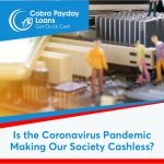 Are we becoming a cashless society