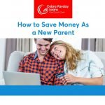 save money as a new parent
