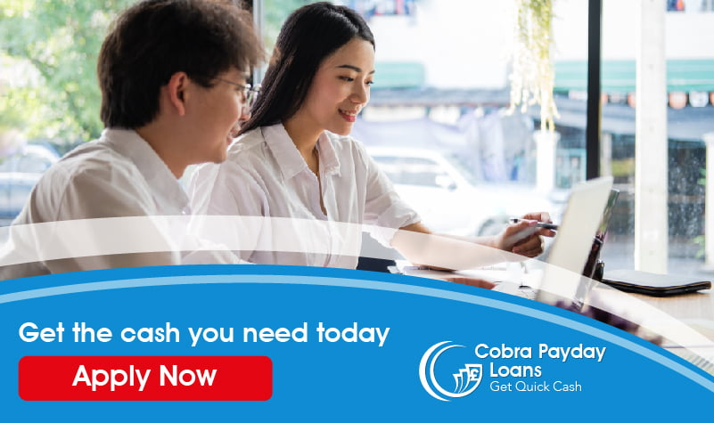 get the cash you need today