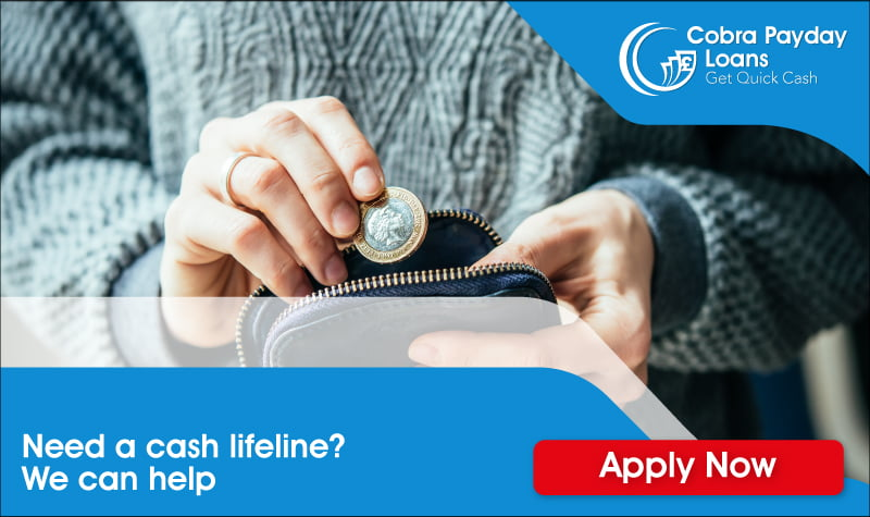 need a cash lifeline - we can help