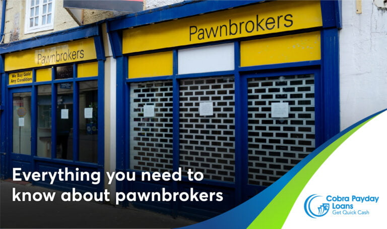 What is a pawnbroker