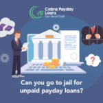 can you go to jail for unpaid payday loans