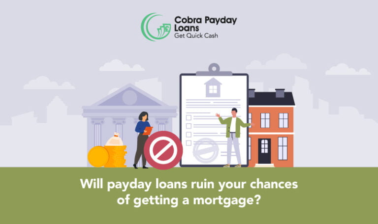payday loans and mortgages