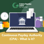 What is a Continuous Payment Authority